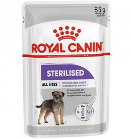 Konservi suņiem - Royal Canin Sterelised Loaf, 85 g