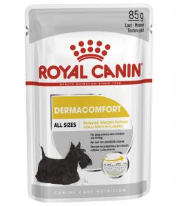 Konservi suņiem - Royal Canin Dermacomfort Loaf, 85 g