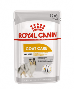 Konservi suņiem - Royal Canin Coat Care Loaf, 85 g