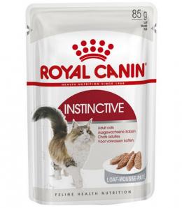 Konservi kaķiem - Royal Canin Feline Instinctive (loaf), 85 g