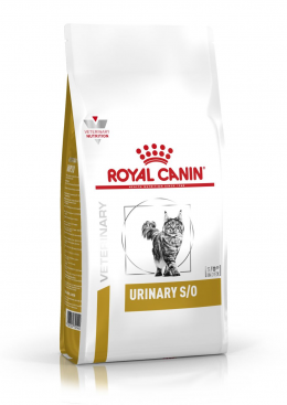 Veterinārā barība kaķiem - Royal Canin Feline Urinary S/O, 7 kg