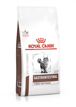 Ветеринарный корм для кошек - Royal Canin Fibre Response, 0,4 кг
