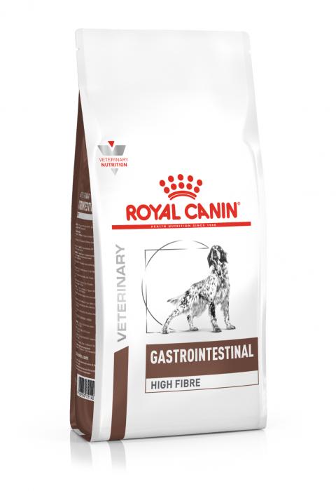 Veterinārā barība suņiem - Royal Canin VD Fibre Response Canine, 2 kg