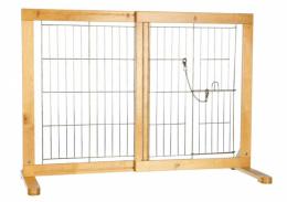 Барьер для собак - Деревянная дверь Trixie