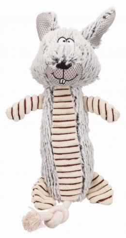 Rotaļlieta suņiem - Rabbit, polyester, 35 cm