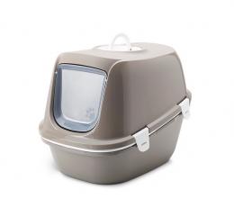 Туалет для кошек - Savic Reina Sift, warm grey, 64*46*48 см