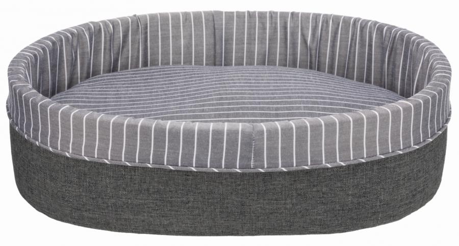 Guļvieta suņiem - Finley Bed, 75*65 cm, grey/white