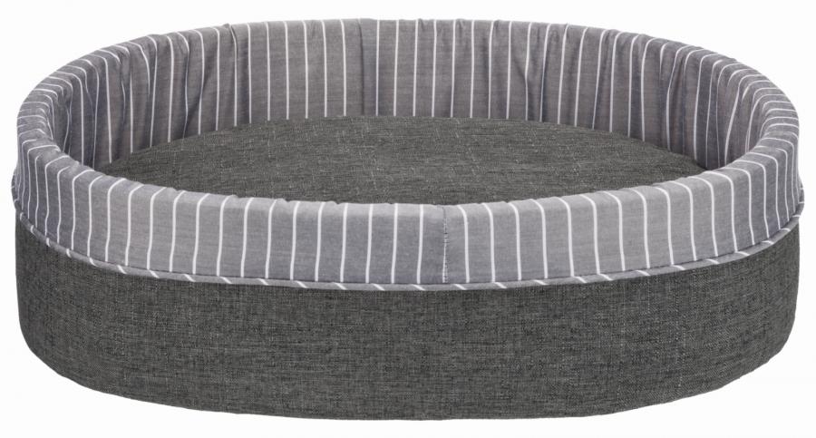 Guļvieta suņiem - Finley Bed, 95*85 cm, grey/white