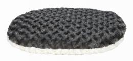 Guļvieta suņiem – TRIXIE Kaline Cushion, 64 x 41 cm, Gray/Creme