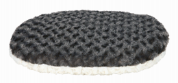 Guļvieta suņiem – TRIXIE Kaline Cushion, 98 x 62 cm, Gray/Creme