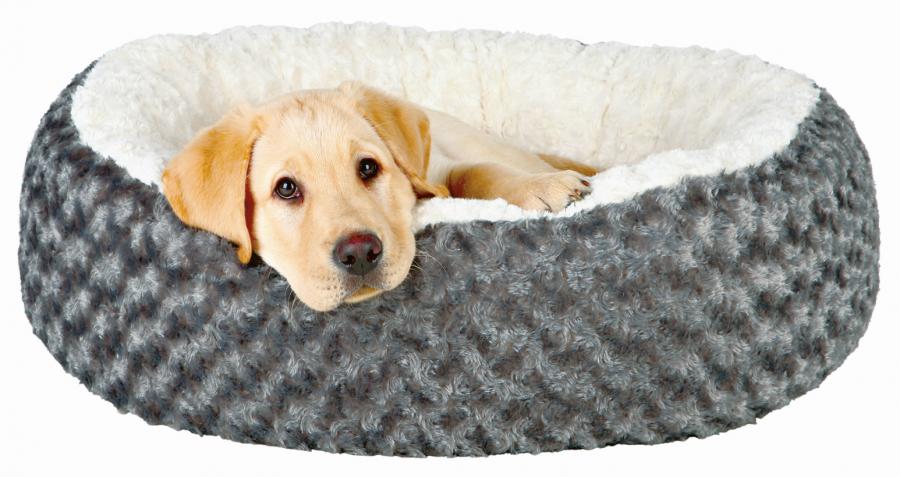 Спальное место для собак - Kaline Bed, 50 см, gray/creme