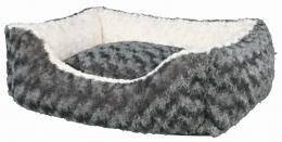 Guļvieta suņiem – TRIXIE Kaline Bed, 65 x 50 cm, Gray/Creme
