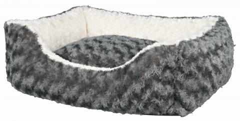 Спальное место для собак - Kaline Bed, 65*50 см, gray/creme