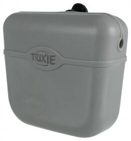 Somiņa gardumiem – TRIXIE Dog Activity Snack Bag, Silicone, 13 x 11 cm