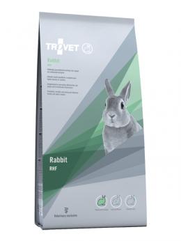 Barība trušiem - Trovet RHF Rabbit, 5 kg