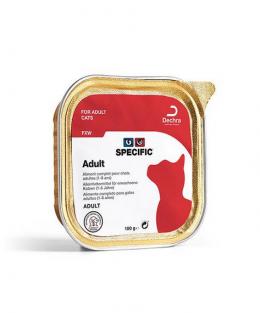 Veterinārie konservi kaķiem - Specific Adult FXW, 100 g