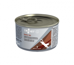 Veterinārie konservi kaķiem - Trovet HLD Hepatic, 85 g