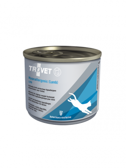 Veterinārie konservi kaķiem - Trovet LRD Hypoallergenic Lamb, 200 g
