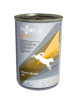 Ветеринарные консервы для собак - Trovet ASD Urinary Struvite, 400 г