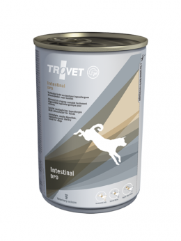 Ветеринарные консервы для собак - Trovet DPD Intestinal, 400 г