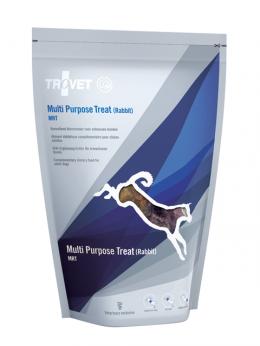 Лакомство для собак - Trovet RRT Multi Purpose Rabbit, 0.4 кг
