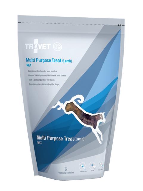 Gardums suņiem - Trovet MPT Multi Purpose, ar jēra gaļu, 0.4 kg title=