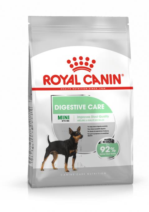 Корм для собак - Royal Canin Mini Digestive Care, 8 кг