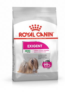 Barība suņiem - Royal Canin Mini Exigent, 1 kg