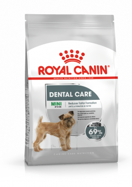 Barība suņiem - Royal Canin Mini Dental Care, 1 kg