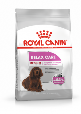 Корм для собак - Royal Canin Medium Relax Care, 3 кг