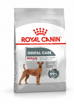 Корм для собак - Royal Canin Medium Dental Care, 3 кг