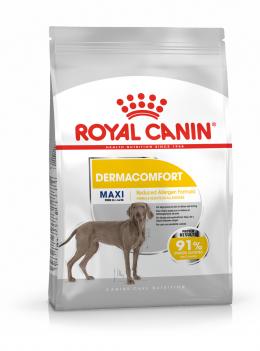 Barība suņiem - Royal Canin Maxi Dermacomfort, 10 kg