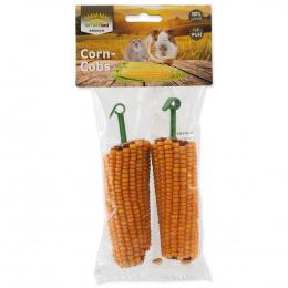 Лакомство для грызунов - Nature Land Corn Cobs, 2 шт.