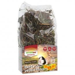 Siens grauzējiem - Nature Land Botanical Herbs Yellow Blossoms, 100 g