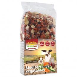 Дополнительный корм для грызунов - Nature Land Botanical Mediterranean vegetable, 150 г