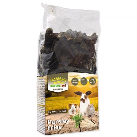 Лакомство для грызунов - Nature Land Brunch Parsley Fries, 300 г title=