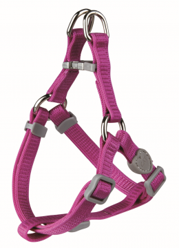 Krūšu siksna ar pavadu kaķiem - Trixie Cat One Touch Harness with Leash, neilona