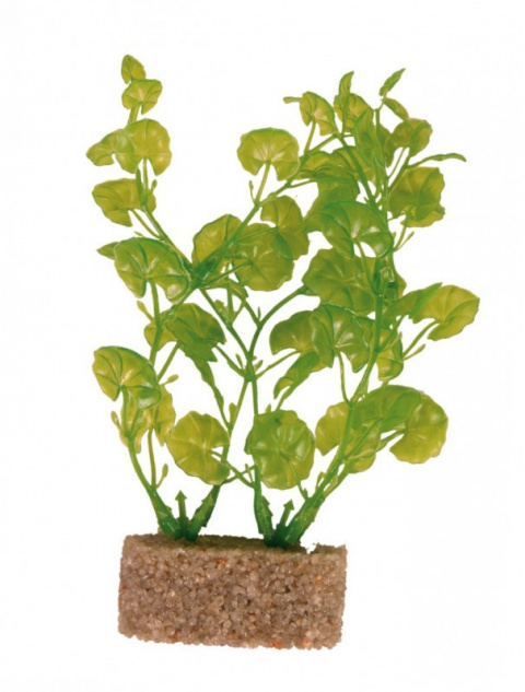 Декоративное растение для аквариума - Trixie Pastic Plants with Sand Base