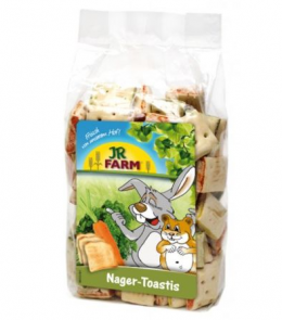 Gardums grauzējiem - JR FARM Rodents Toastis, 200 g