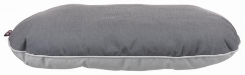 Guļvieta suņiem - Bobby cushion, 80*55 cm, light grey/grey