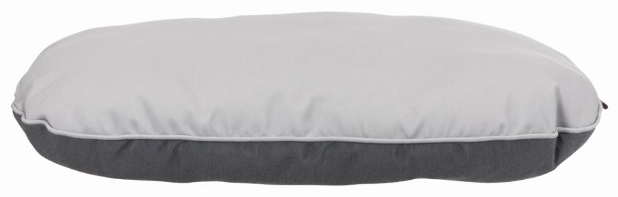 Спальное место для собак - Bobby cushion, 80*55 см, light grey/grey