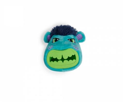 Игрушка для собак - AFP Treat Hider Green Monster, S title=