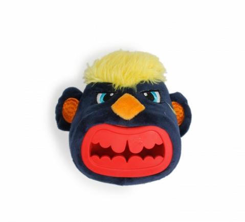 Игрушка для собак - AFP Treat Hider Monkey, M title=