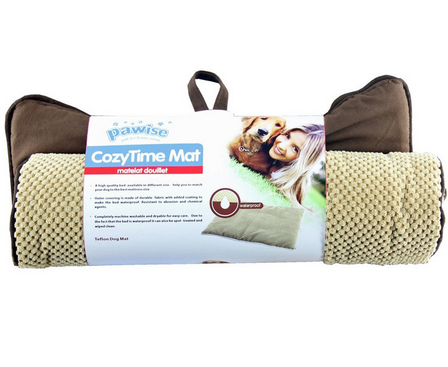 Спальное место для собак - Pawise Teflon Dog Mat S, 70x43 см