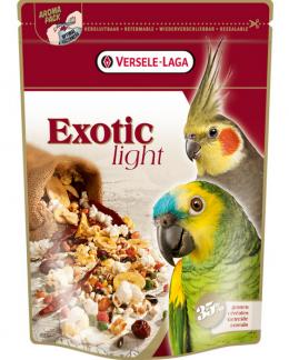Gardums putniem – Versele-Laga Prestige Exotic Light, 750 g
