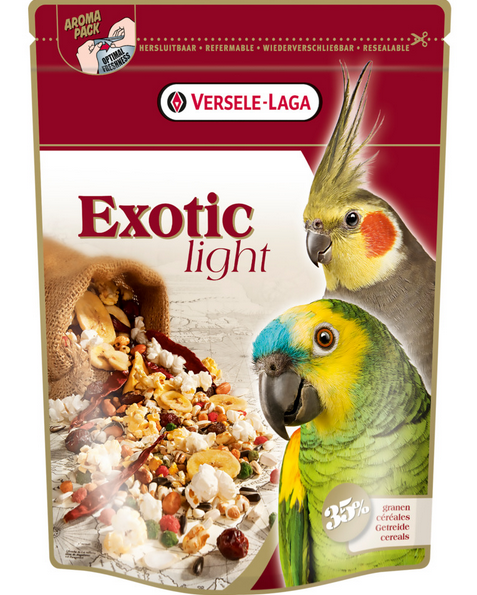 Лакомство для птиц – Versele-Laga Prestige Exotic Light, 750 г title=