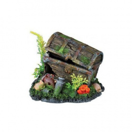 Dekors akvārijem - TRIXIE Treasure Chest, 17cm