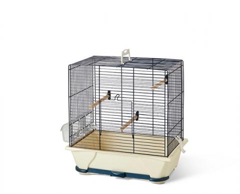 Клетка для птиц - Savic Primo 30 navy blue title=