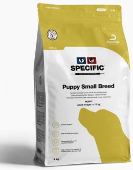 Ветеринарный корм для щенков - Specific CPD-S Puppy Small Breed, 4 кг