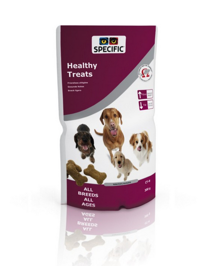 Gardums suņiem - Specific CT-H HEALTHY TREATS, 300 g title=
